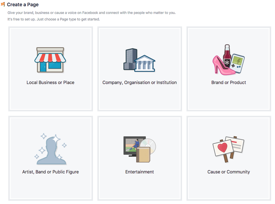 create-facebook-page